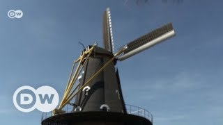 Netherlands: Windmills without millers | DW English - DEUTSCHEWELLEENGLISH