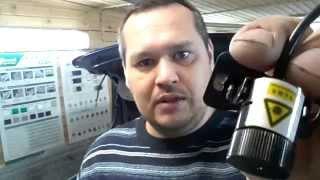 Лазер для авто, Лазерная противотуманка#ТойотаКоролла