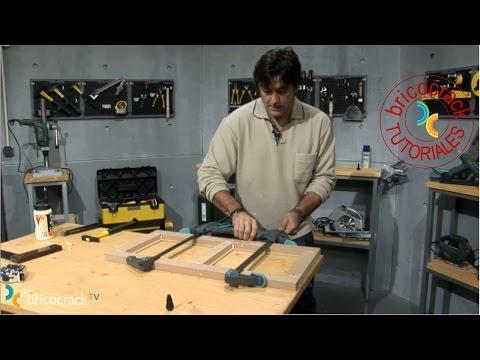 Construir puerta para mueble 1 - Estructura (BricocrackTV)