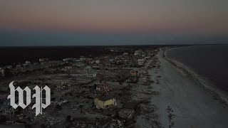 'This is what they call devastation:' Mexico Beach after Hurricane Michael - WASHINGTONPOST