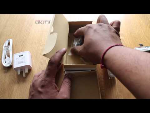 Samsung Galaxy S5 White Unboxing (UK)