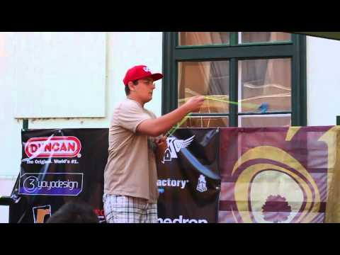 Budapest Yo-Yo Championship 2013 1A Pro 6th Place Kollr Viktor