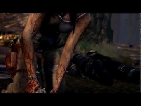E3 2012 - Tomb Raider Gameplay Trailer HD E3 2012 PS3 XBOX360 PC