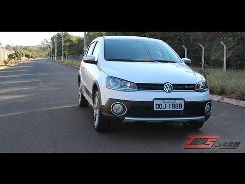 Test Drive Volkswagen Gol Rallye 1.6 2014 (Canal Top Speed)