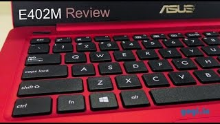 Asus EeeBook E402M review - the best for the price