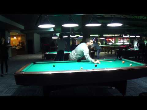 Azhdar vs Ayad 1st Round of Imperia 9-Ball Championship