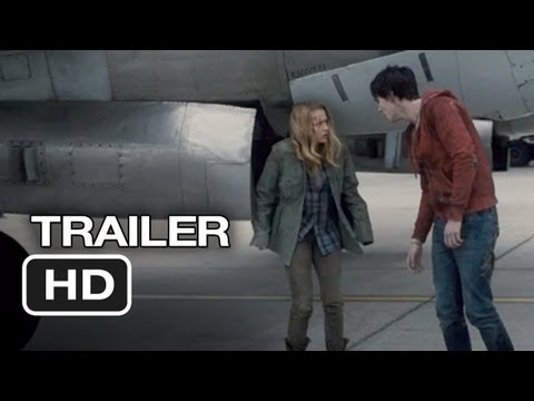 Warm Bodies Official Trailer #2 (2013) - Zombie Movie HD