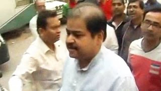 Trinamool MP Srinjoy Bose arrested in Saradha chit fund scam - NDTV