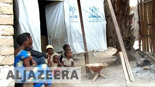 Burundian refugees in DRC camps face food shortages - ALJAZEERAENGLISH