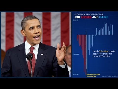 2012 State Of The Union Address: Enhanced Version