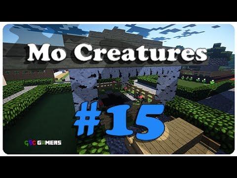 Mo Creatures & Industrial Craft 2 #15 - Domesticando Cobras e Javali