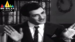 Jeevitha Chakram Movie NTR Introduction Scene || NTR, Vanisri, Sharada - SRIBALAJIMOVIES