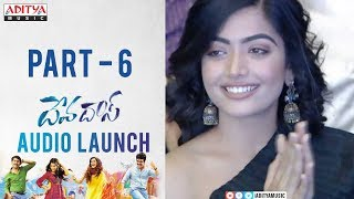 Devadas Audio Launch Part- 06|| Akkineni Nagarjuna, Nani, Rashmika, Aakanksha Singh - ADITYAMUSIC