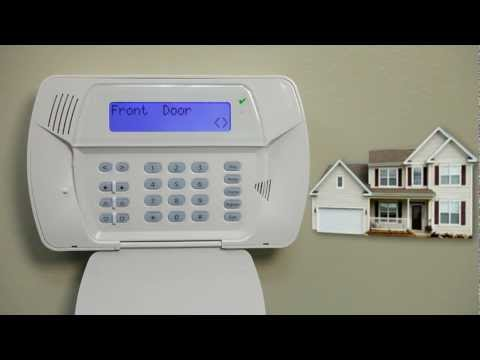 DSC - IMPASSA Self-Contained 2-Way Wireless Security System - User Video English