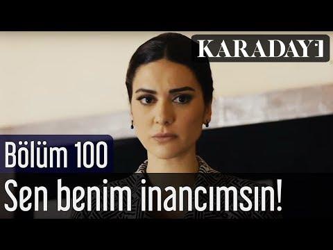 Karadayı 100.Bölüm | Feride: Sen benim inancımsın!