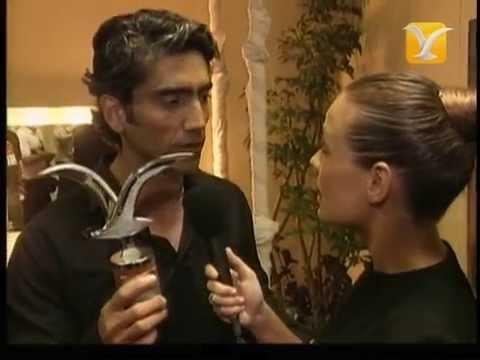 Backstage, Alejandro Fernández - Natalia Cuevas y Memo Bunke
