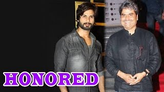 Shahid Kapoor and Vishal Bhardwaj to be honored in Germany at a film festival | Bollywood News