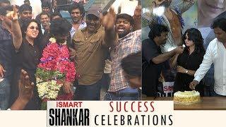 iSmart Shankar Success Celebrations || Puri Jagannadh || Ram Pothineni || Charmme Kaur - IGTELUGU