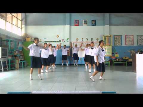 โรงเรียนบ้านนาหวายเต้นแปรงฟัน  ประถม