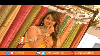 Neerus Festive Fashion Show With New Wedding Collection Designs In Hyderabad | Metro Colours | iNews - INEWS