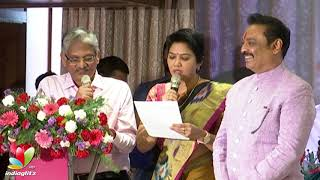 MAA President Naresh and others swearing-in ceremony | Jeevitha & Rajasekhar | Hema | Rajiv Kanakala - IGTELUGU