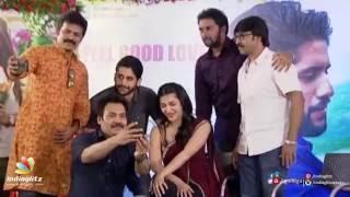 Premam Team Funny Interview | Naga Chaitanya,Shruti Haasan,Brahmaji,Narra Srinu,Srinivasa Reddy - IGTELUGU
