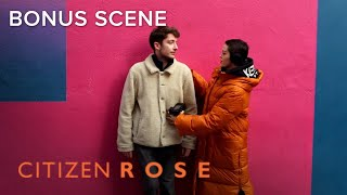 Rose McGowan Meets Rose Army Members in France | CITIZEN ROSE | E! - EENTERTAINMENT