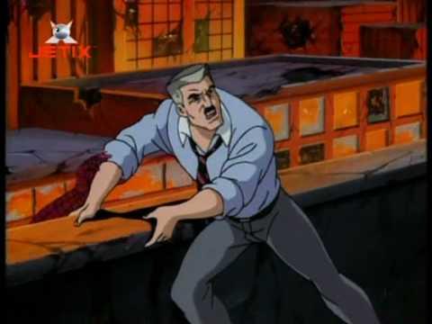 """SpiderMan Odcinek 64 """"Nienawidze Klonów"""" (1/2)"""