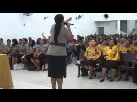 Cantora Nelma Lucia em Maruim - SE