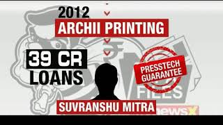 NPA files on NewsX: Quick look at the ROC records for Archii Printing & Packaging Pvt Ltd - NEWSXLIVE