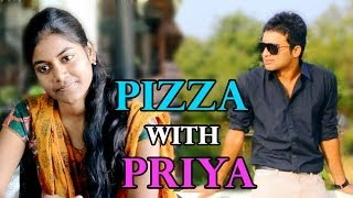 PIZZA with PRIYA | Latest Telugu Short Film 2014 Presented By Small Filmz - YOUTUBE