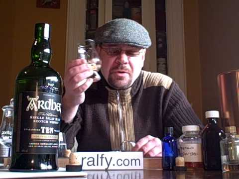 whisky review 28  - Ardbeg 10 y.o. Islay
