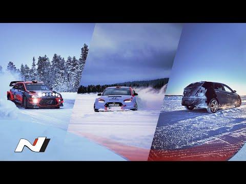 Autoperiskop.cz  – Výjimečný pohled na auta - Prototyp nového modelu i20 N byl poprvé odhalen při zimním testování
