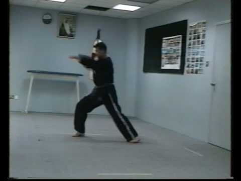 Okinawa-Te  Karate-do seventh video