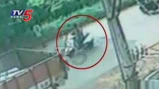 Boy Kidnapping Caught on CCTV | Tanuku | West Godavari District | TV5 News