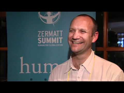 Gonzalo Munos, Triciclos - Exclusive interview at Zermatt Summit 2012