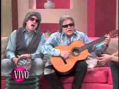Pégate al Mediodía  José Feliciano se encuentra con su doble   WAPA tv