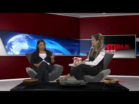 Interaja em Foco - Com Part. Dra. Eveline Linhares 12.07.2013