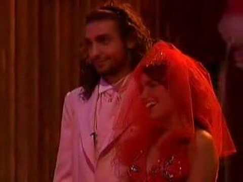 Griselda y Sebastian padrinos de compromiso