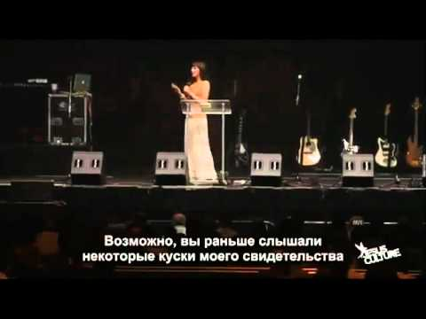 Preaching Kim Walker-Awakening 2011 -Zlxr61KLUEQ