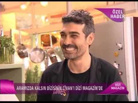 CANER CİNDORUK DİZİ MAGAZİN RÖPORTAJI - CINE5