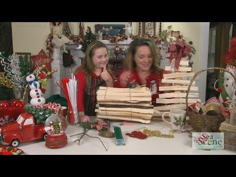 CHRISTMAS 2016 WORKSHOP The Kindling Tree