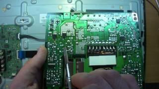 Ремонт телевизора Samsung UE32F5000AK. Часть 2. Доработка блока питания