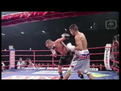 Amir Khan Fight 4 Highlights vs. Daniel Thorpe