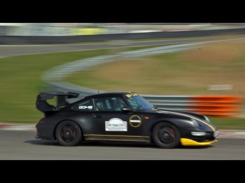 """Porsche 993 """"GT2"""" EVO - Lovely sounds!! - Gran Turismo Zandvoort 1080p HD"""