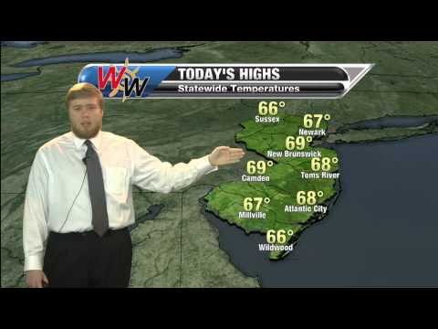 Saturday October 25th Morning Forecast