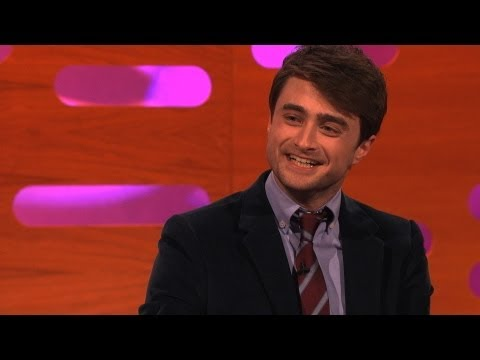 Daniel Radcliffe's Weird Equus Experiences - The Graham Norton Show: preview - BBC One