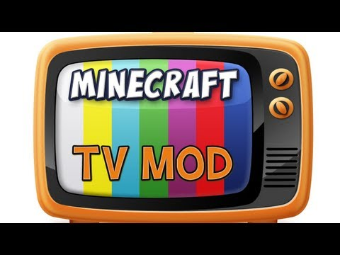 Minecraft TV Mod Spotlight