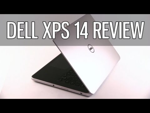 Dell XPS 14 Review: the more powerful ultrabook