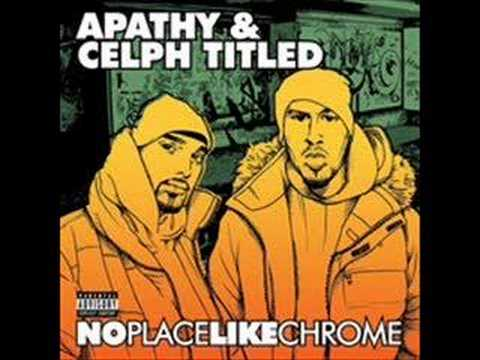 Apathy & Celph Titled Save The Day